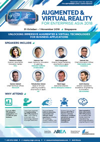 BROCHURE: Augmented and Virtual Reality for Enterprise Asia
