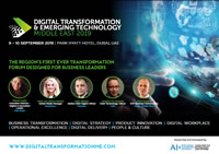 View Event Guide - Digital Transformation and Emerging Technology Middle East 2019