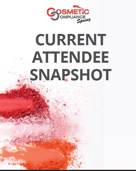 Current Attendee Snapshot - Sponsorship