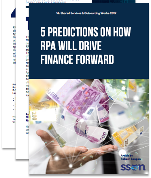 How will RPA Drive Finance Forward?