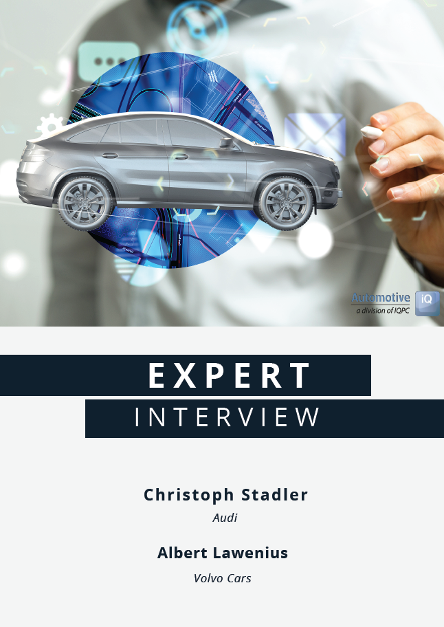 Expert Interviews with Audi and Volvo Cars on Testing ADAS and Self-driving Cars