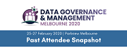 Who attends Data Governance & Management?