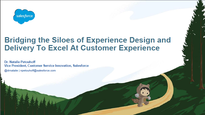 Bridging Experience Design and Delivery