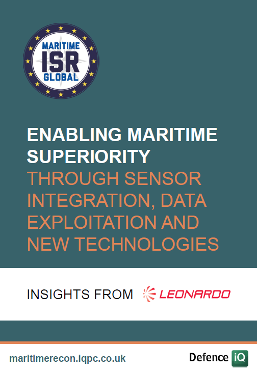 Enabling maritime superiority through sensor integration, data exploitation and new technologies