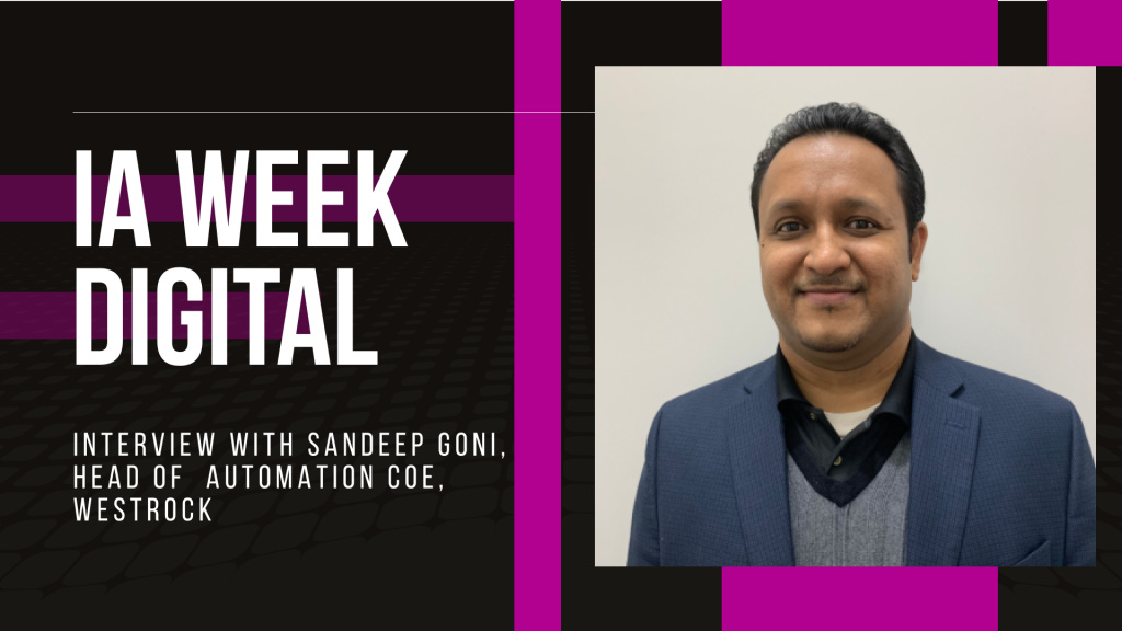 Interview with Sandeep Goni: CoEs and the Future of Automation