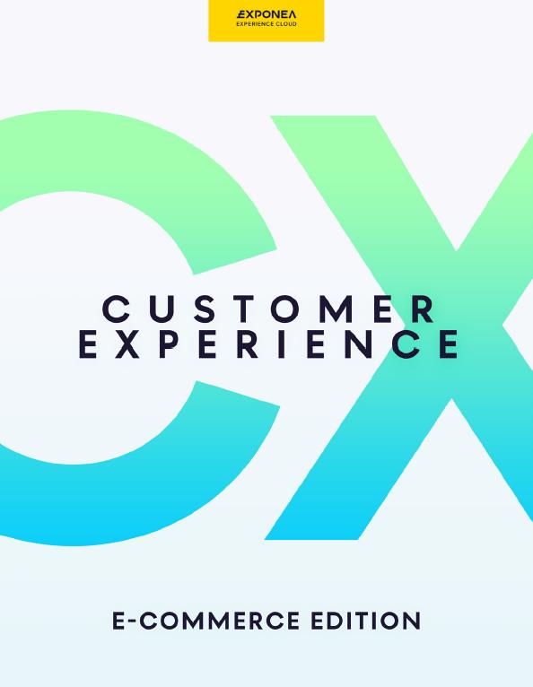 Exponea: Customer Experience in E-Commerce
