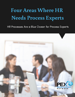 Four Areas Where Human Resource Needs Process Experts