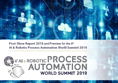 AI and RPA World Post Show Report
