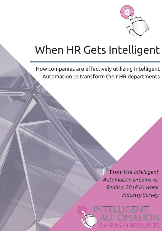 When HR Gets Intelligent