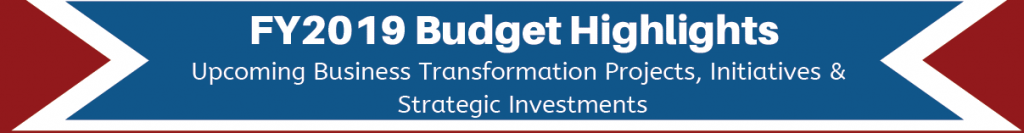 The FY 2019 Federal IT Budget At-A-Glance