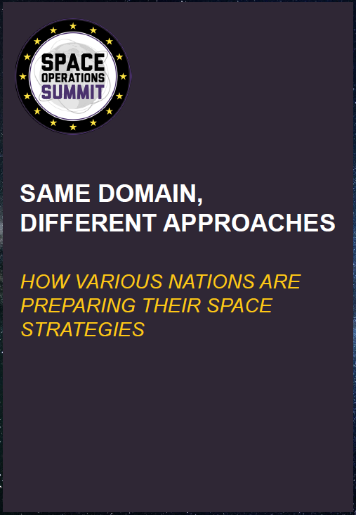 Same domain, different approaches: How various nations are preparing their space strategies