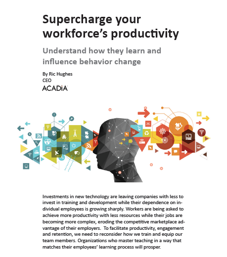 Supercharge Your Workforce's Productivity