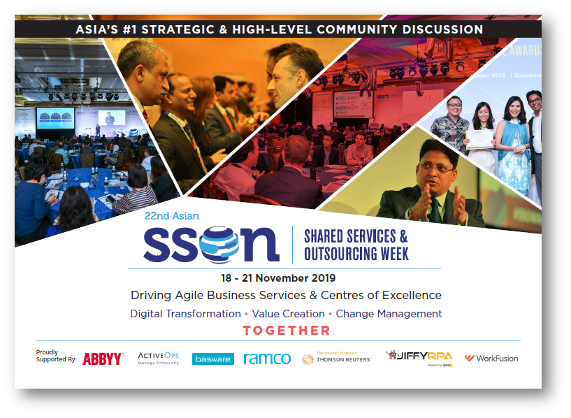 Download the Asian Shared Services & Outsourcing Week 2019 Event Guide