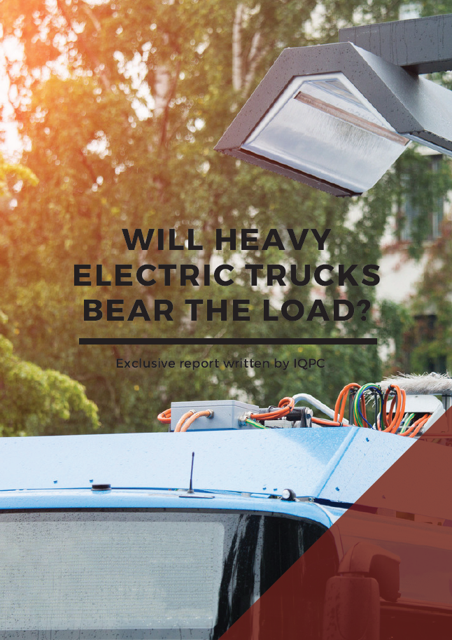 "Exclusive Report - ""Will Heavy Electric Trucks Bear The Load"" - 2018"