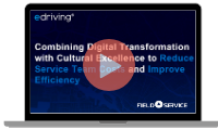 Combining Digital Transformation with Cultural Excellence to Reduce Service Team Costs and Improve Efficiency
