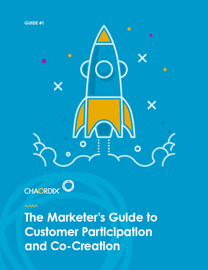 The Marketer's Guide to Customer Participation and Co-Creation