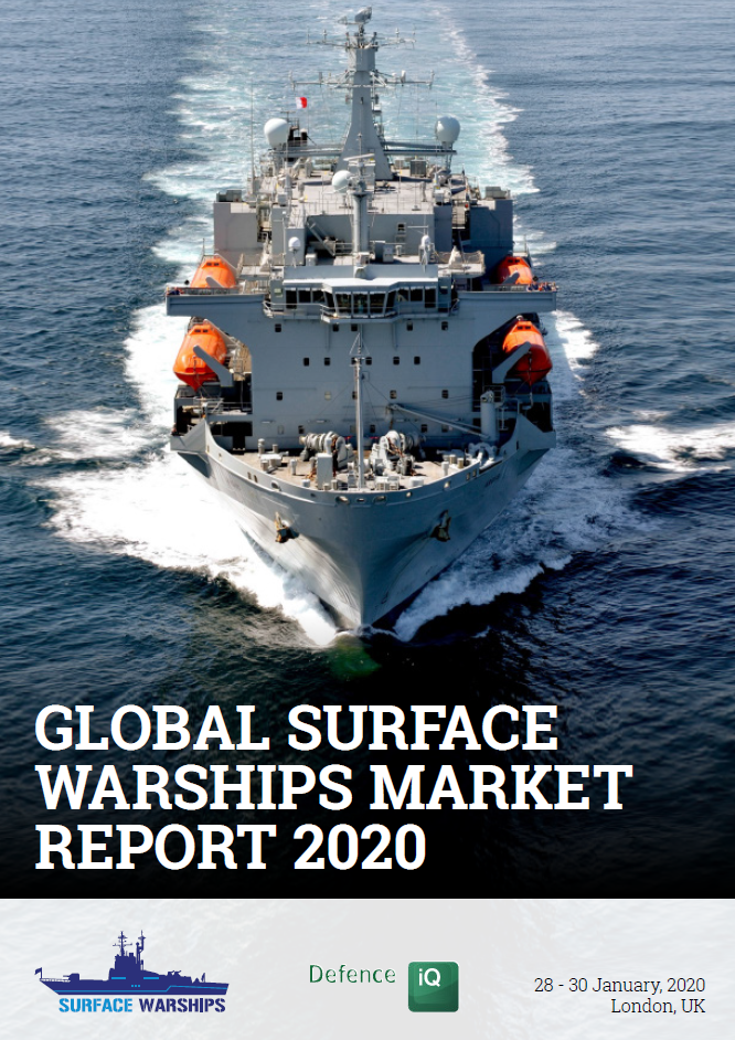 Surface Warships: 2020 global market report