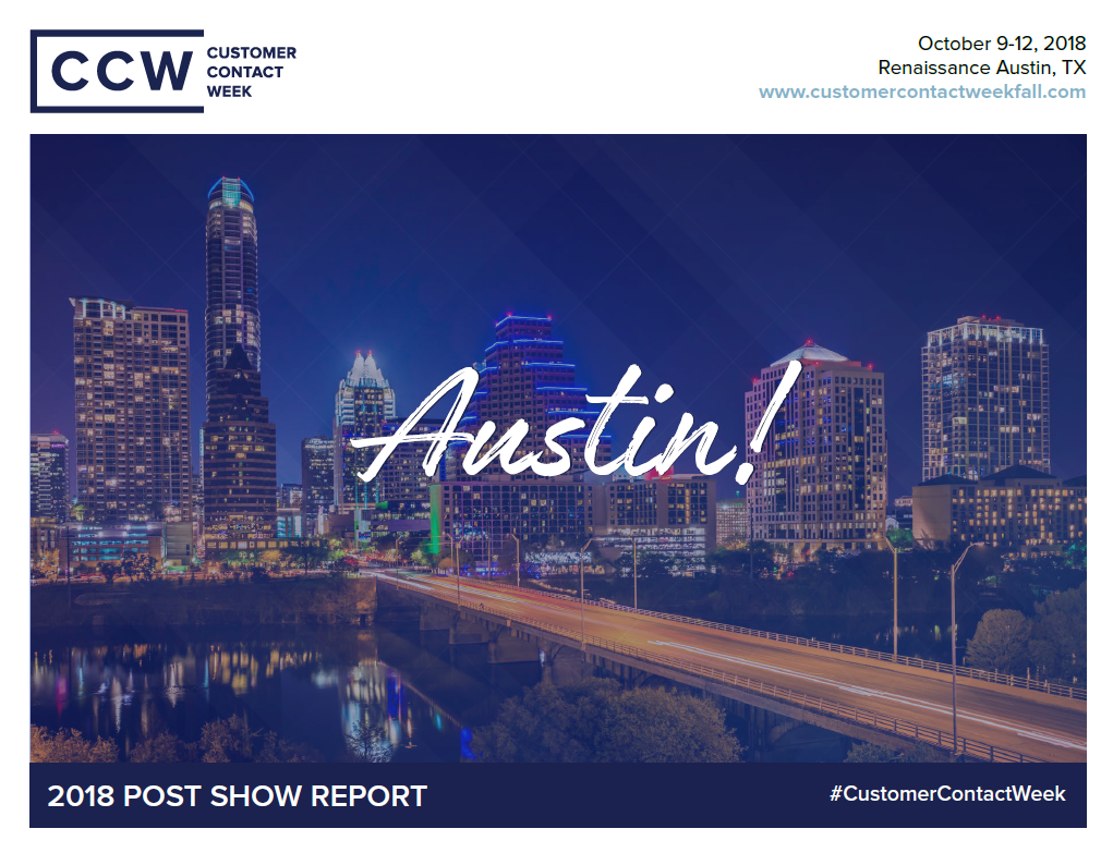 2018 CCW Austin Post Show Report