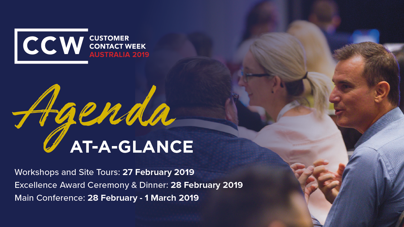 CCW 2019: The Agenda at a Glance