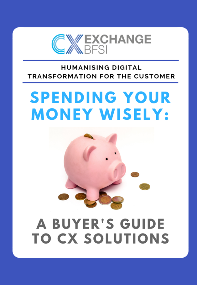 [Report] Spending Your Money Wisely: A Buyer's Guide to CX Solutions