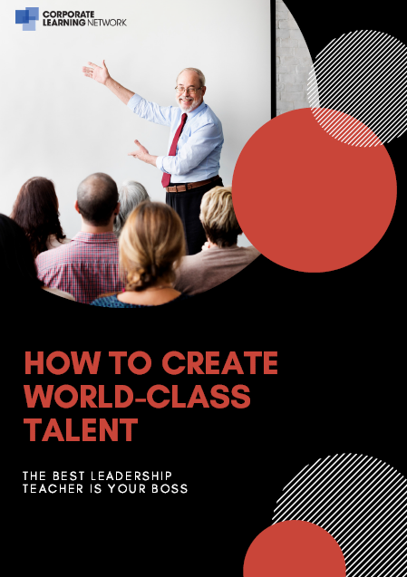 How to Create World-Class Talent