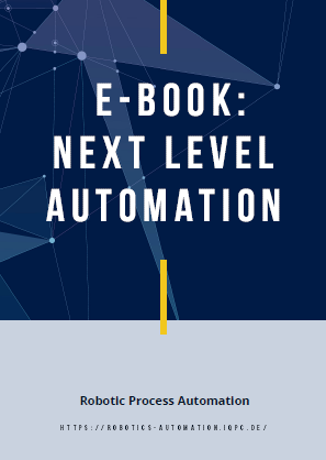 eBook - Taking it to the Next Level: RPA