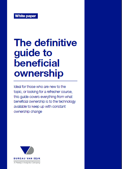 The definitive guide to beneficial ownership