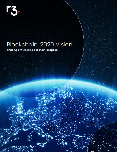 Blockchain 2020 Vision