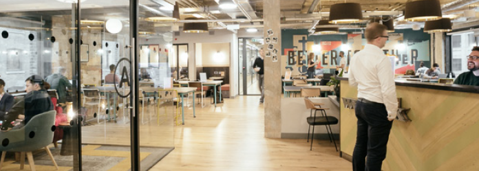 Key Reasons Why Large Corporations are Choosing Flexible Workspace
