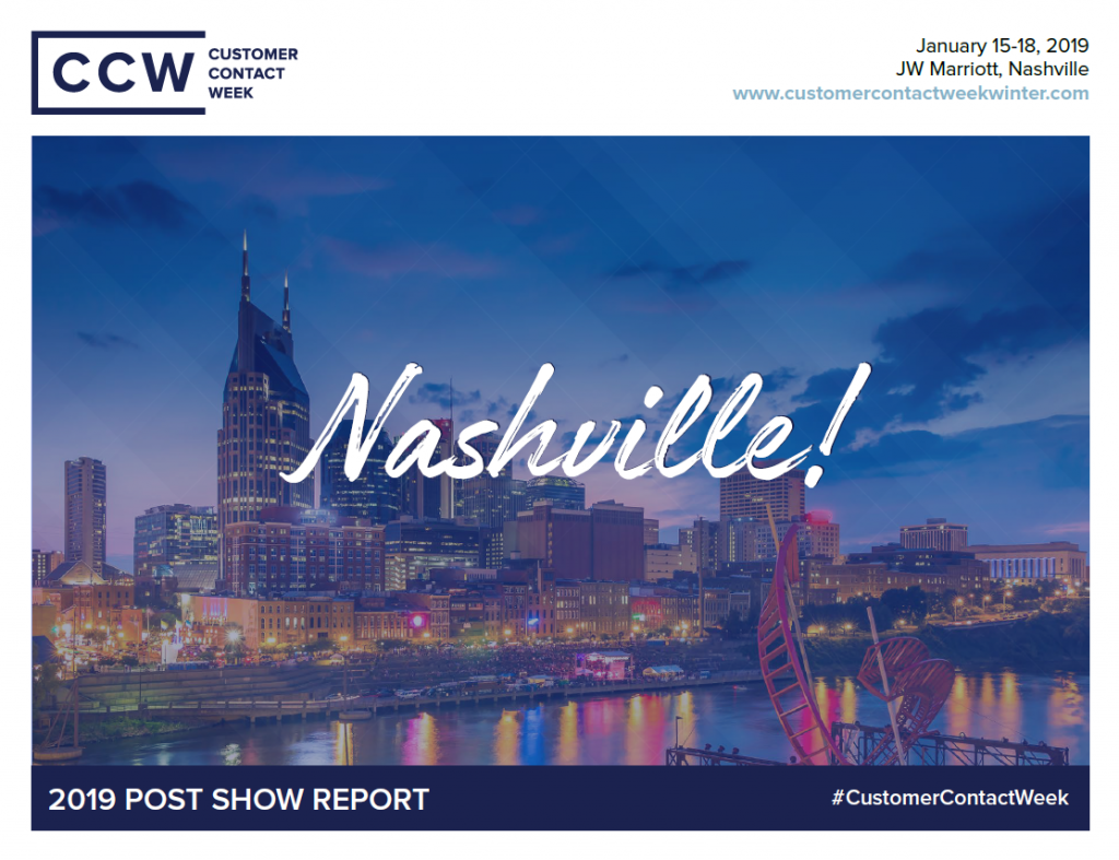 2019 CCW Nashville Post Show Report