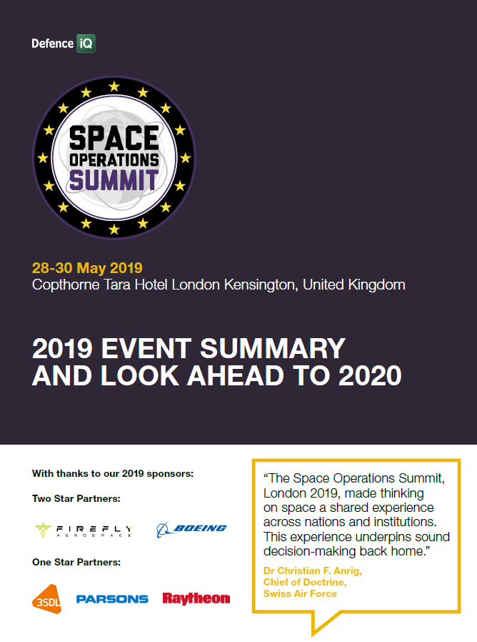 Post Show Report | The Space Operations Summit