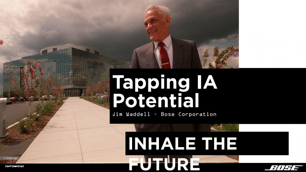 Tapping IA Potential