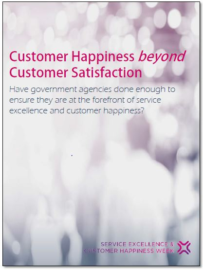 Customer Happiness beyond Customer Satisfaction