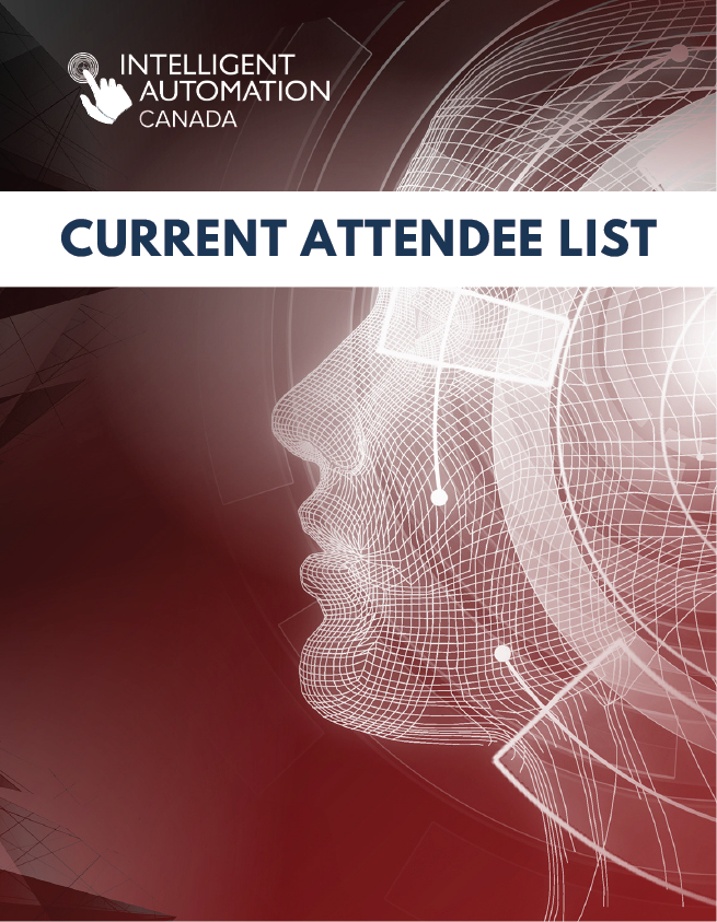 IA Canada 2019: Current Attendee List