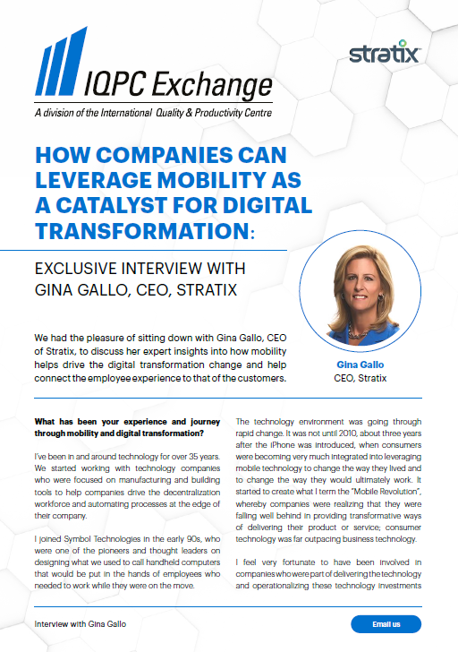 How Companies Can Leverage Mobility as a Catalyst for Digital Transformation