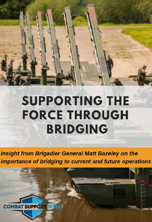 Supporting the force through bridging