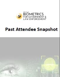 Biometrics Past Attendee Snapshot