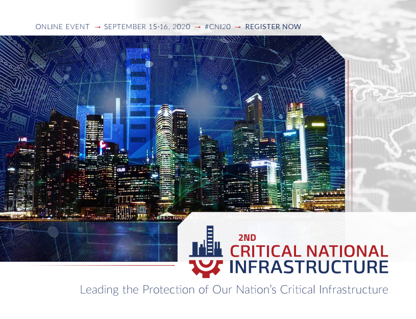 Critical National Infrastructure Online Agenda (spex)