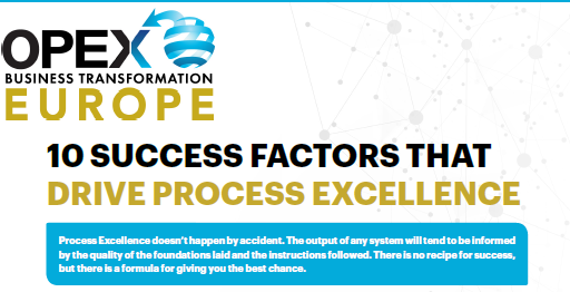 27075.004 OPEX - 10 factors that drive Process Excellence