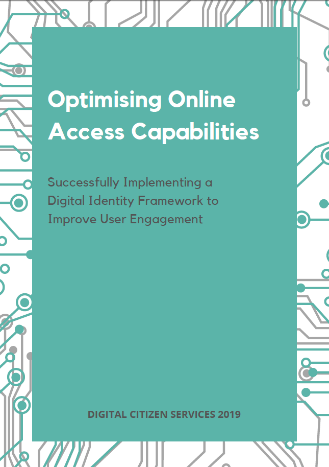 Optimising Online Access Capabilities: Successfully Implementing a Digital Identity Framework to Improve User Engagement