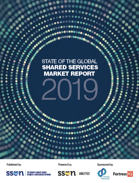 State of the Global Shared Services Market Report in 2019