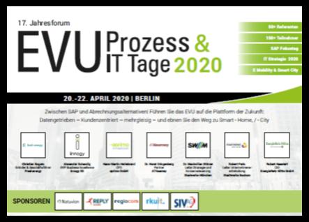 EVU Konferenzprogramm 2020
