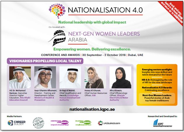 Brochure - Nationalisation and Next-Gen Women Leaders Arabia Forum