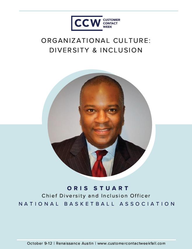 Organizational Culture: Diversity & Inclusion