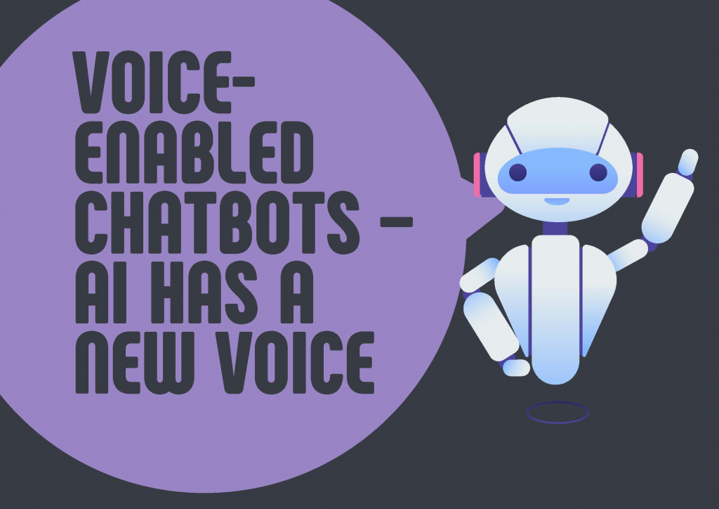 Download the Report - Voice-enabled Chatbots – AI Has A New Voice