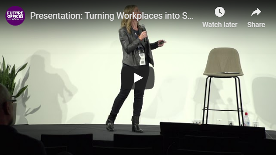 [Presentation] Turning Workplaces into Smart Spaces – Google, SpaceIQ
