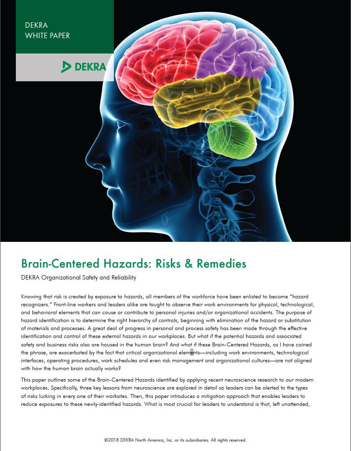 Brain-Centered Hazards: Risks & Remedies