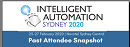 Who Attends Intelligent Automation?