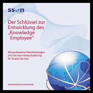 Wissensbasierte Dienstleistungen als eine neue Herausforderung für Shared Services
