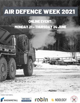 2021 Draft Programme - Air Defence Week